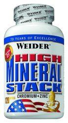 Weider High Mineral Stack ásványi anyag pótló kapszula 120db