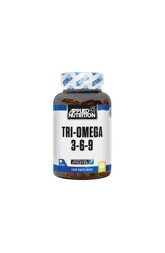 Applied Nutrition Tri Omega 3-6-9 halolaj kapszula 100db