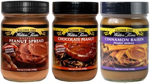 Walden Farms Mogyoróvaj 340g zéró kalória,cukor,szénhidrát,zsír