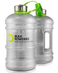 Bulk powders Jug Hidrátor kancsó italhordó vizes palack 2,2 Liter