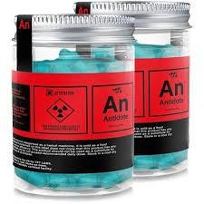 TF7 Labs Antidote zsírégető formula 60db kapszula